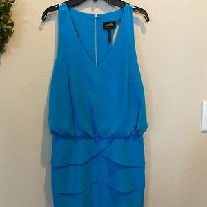 Laundry   beautiful blue dress